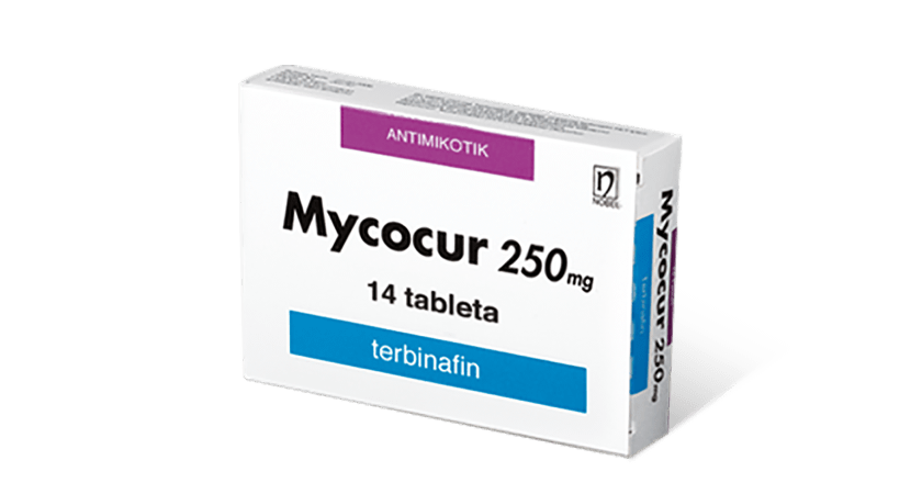 Mycocur 250mg 14 Tableta