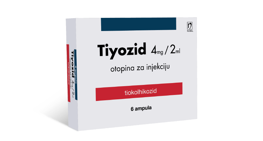 Tiyozid Ampule 6×(4mg/2ml)